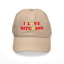 Bitcoins-4 Baseball Cap