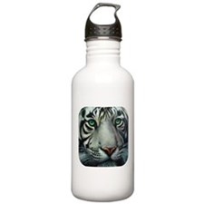 White Tiger Water Bottle