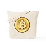 Bitcoins-5 Tote Bag