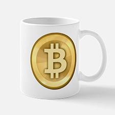 Bitcoins-5 Mug