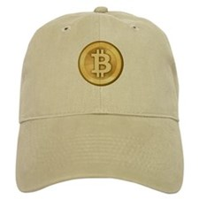 Bitcoins-5 Baseball Cap