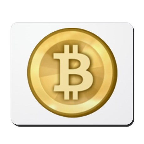 Bitcoins-5 Mousepad