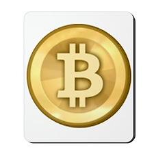 Bitcoins-5 Mousepad
