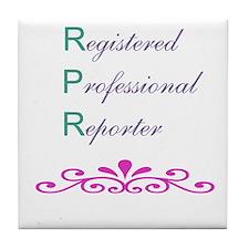 RPR Tile Coaster