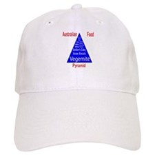 Australian Food Pyramid Baseball Cap