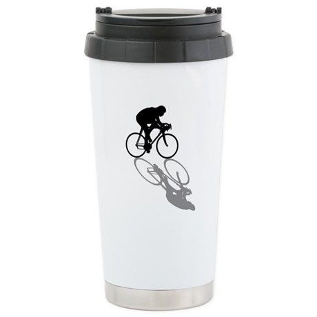 Cycling Bike Stainless Steel Travel Mug