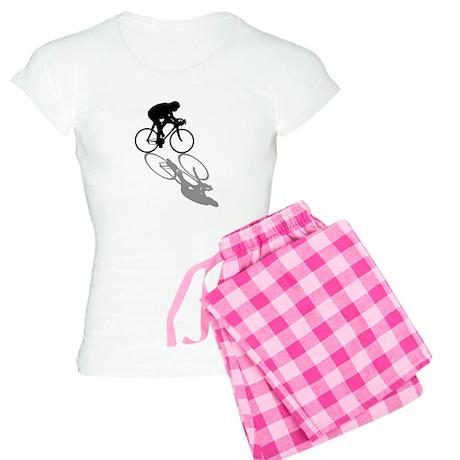 Cycling Bike Women's Light Pajamas