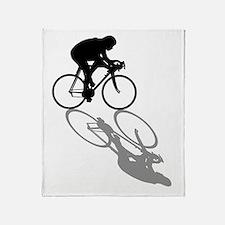 Cycling Bike Throw Blanket
