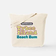Tybee Island Beach Bum - Tote Bag