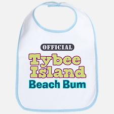 Tybee Island Beach Bum - Bib