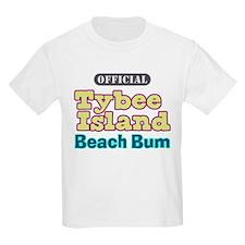 Tybee Island Beach Bum - T-Shirt
