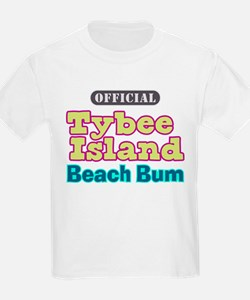 Tybee Island Beach Bum - T-Shirt