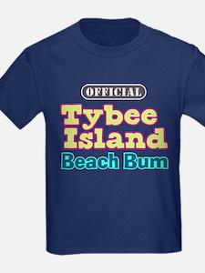 Tybee Island Beach Bum - T