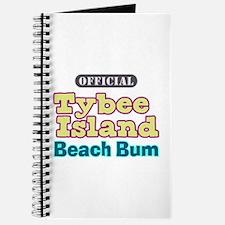 Tybee Island Beach Bum - Journal