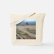 Cute Rotorcraft Tote Bag