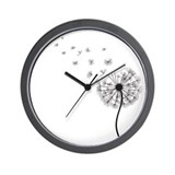 Dandelion Wall Clocks