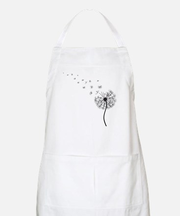 Blowing Dandelion Apron