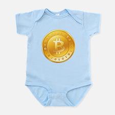 Bitcoins-1 Infant Bodysuit