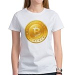 Bitcoins-1 Women's T-Shirt
