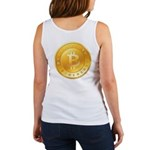 Bitcoins-1 Women's Tank Top