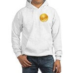 Bitcoins-1 Hooded Sweatshirt
