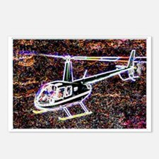 Invisible R44 Postcards (Package of 8)