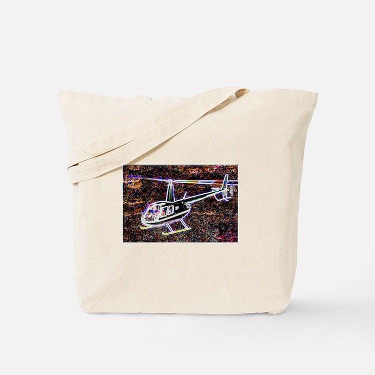 Invisible R44 Tote Bag