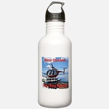 MD Christmas Water Bottle