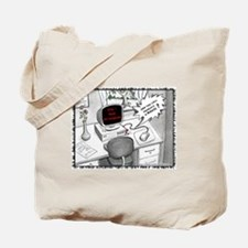 Funny Computer Mouse Tote Bag