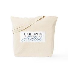 CPM - Blue Tote Bag
