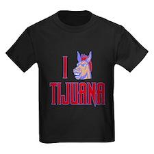I Love Tijuana T