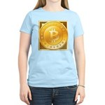Bitcoins-3 Women's Light T-Shirt