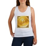 Bitcoins-3 Women's Tank Top