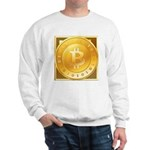 Bitcoins-3 Sweatshirt