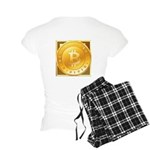 Bitcoins-3 Women's Light Pajamas