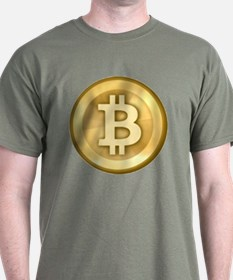 Bitcoins-5 T-Shirt