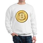 Bitcoins-5 Sweatshirt