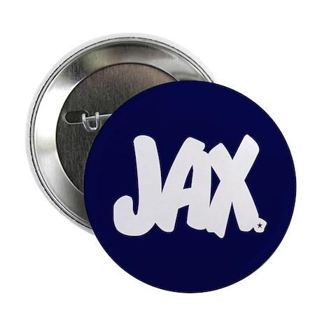 "JAX Brushed 2.25"" Button"