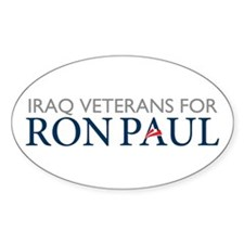 Ron Paul for President Decal