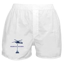 Helicopter Slingload Boxer Shorts