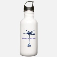 Helicopter Slingload Water Bottle