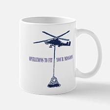 Helicopter Slingload Mug