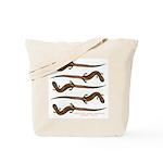 Nature Art Canvas Tote Bag