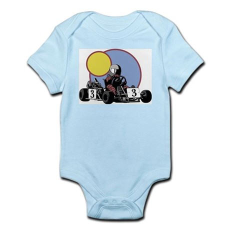 Go Cart Baby Infant Creeper