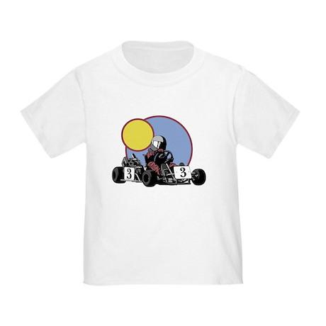 Go Cart Baby Toddler T-Shirt