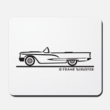 1959 Ford Thunderbird Convertible Mousepad