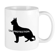 K9. Use Protection Mug
