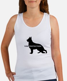K9. Use Protection Women's Tank Top