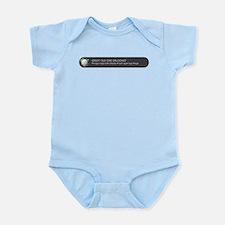 Elder God Unlocked Infant Bodysuit