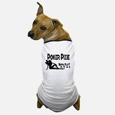 Poker Pixie:Wanna Play? Dog T-Shirt